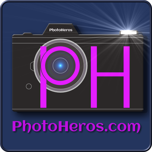 PhotoHeros Model Shoot